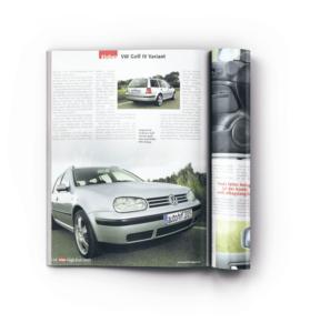 Finsterwalder Elektonik Beitrag im Auto HiFi Magazin 2005 - Oliver Finsterwalder