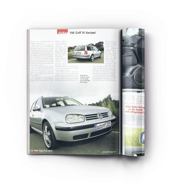 Auto HiFi Magazin 2005