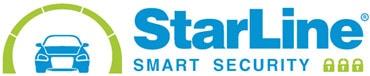StarLine Logo - Alarmanlagen für Fahrzeuge