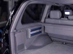 Auto HiFi Einbaubeispiel im Smart