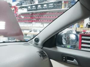 Auto HiFi Einbaubeispiel im Volvo V50