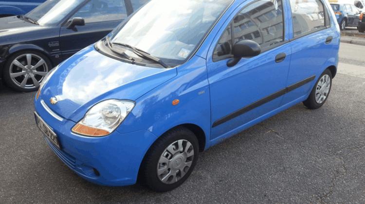 Matiz Car-HiFi Einbaubeispiel von Finsterwalder Elektronik