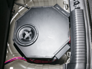 Auto HiFi Einbaubeispiel im Hyundai I 10