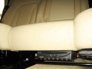 Ampire Multimedia Einbaubeispiel im Audi Q7