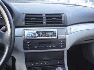 Alpine HiFi Einbaubeispiel im BMW E46 M3