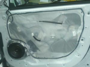 Auto HiFi Einbaubeispiel im KIA Sportage