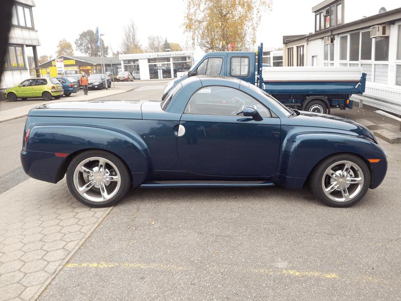 Car-HiFi Einbaubeispiel von Finsterwalder Elektronik