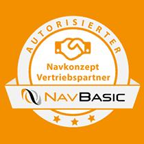 Autoresierter Navkonzelt Vertriebspartner für NavBasic