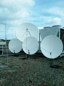 Satellitenanlagen installation
