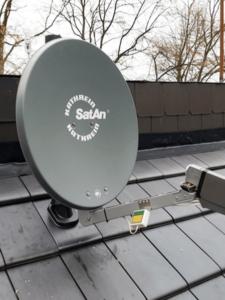 Kathrein Satellitenanlagen Installation